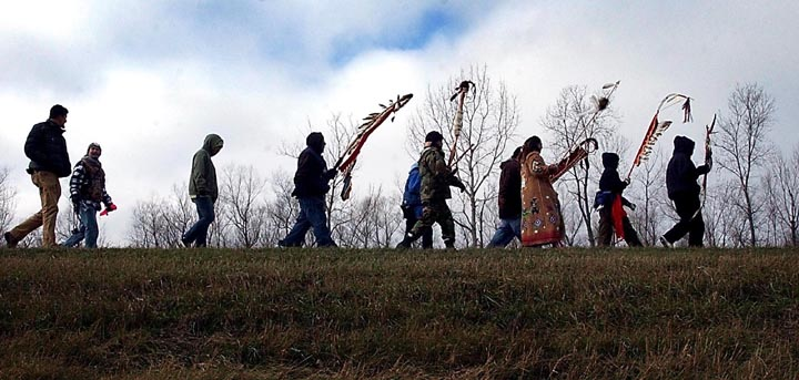 The 2012 Dakota Commemorative March Series