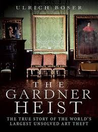 Gardner Art Heist Cover