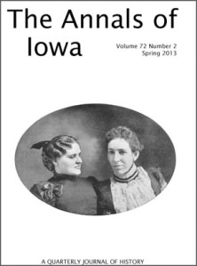 The Annals of  Iowa