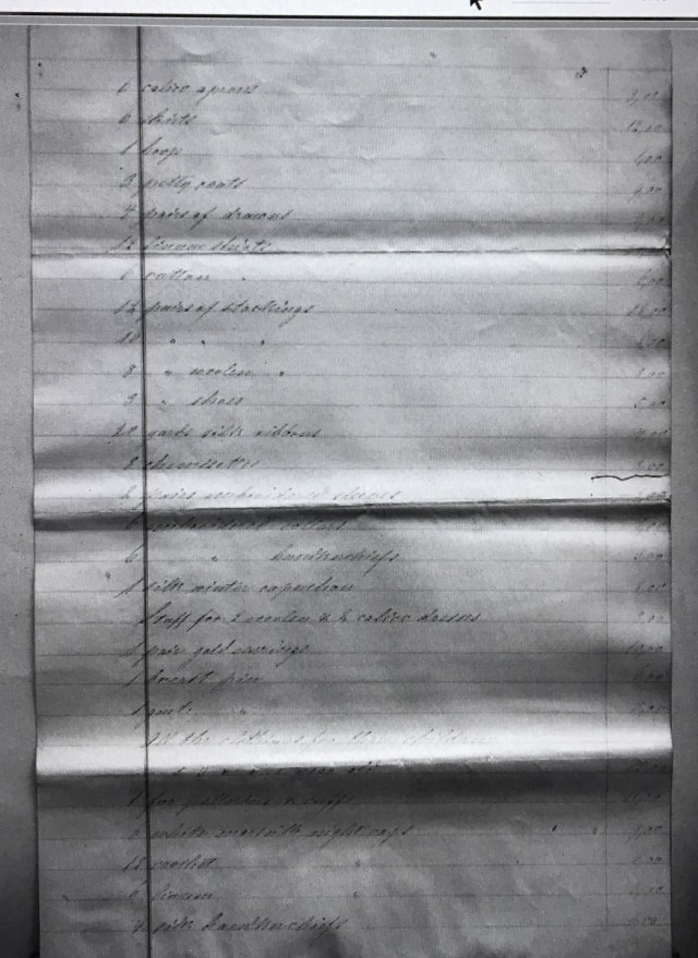 Dietrich list